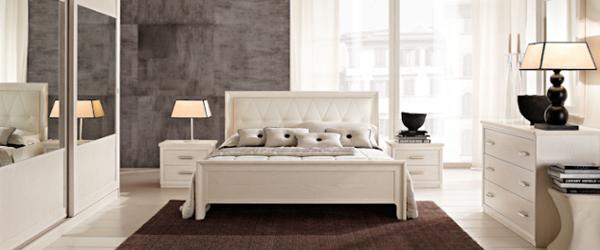 Come arredare la stanza da letto dimensione riposo - Arredare stanza da letto ...